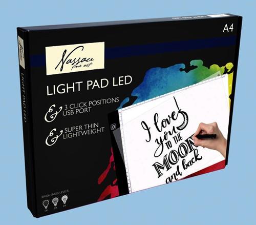 LICHTBAK ART SENSATIONS LED A4