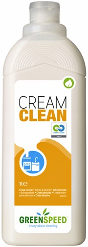 SCHUURMIDDEL GREENSPEED CREAM CLEAN 1L