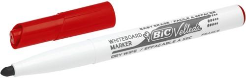 VILTSTIFT BIC 1741 WHITEBOARD ROND ROOD 1.4MM