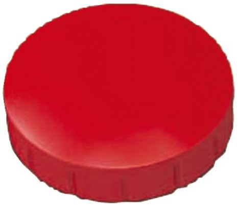 MAGNEET MAUL SOLID 20MM 300GR ROOD